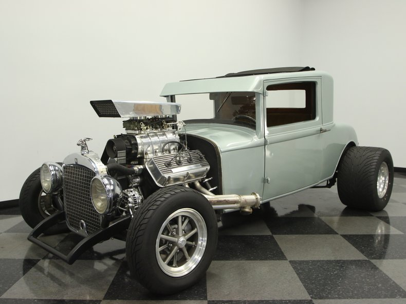 For Sale: 1929 Plymouth 3 Window Coupe