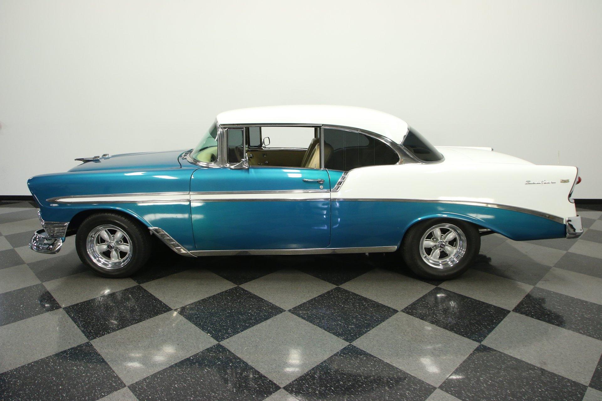 1956 chevrolet bel air hard top