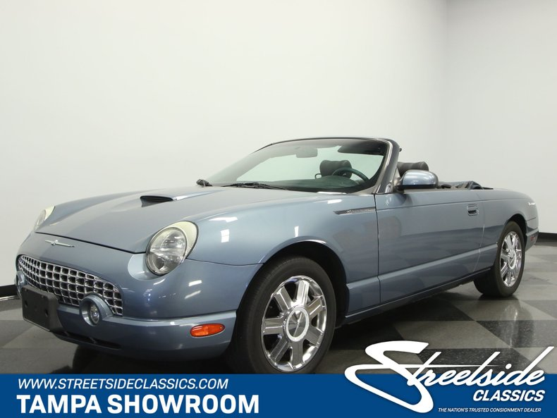 For Sale: 2005 Ford Thunderbird