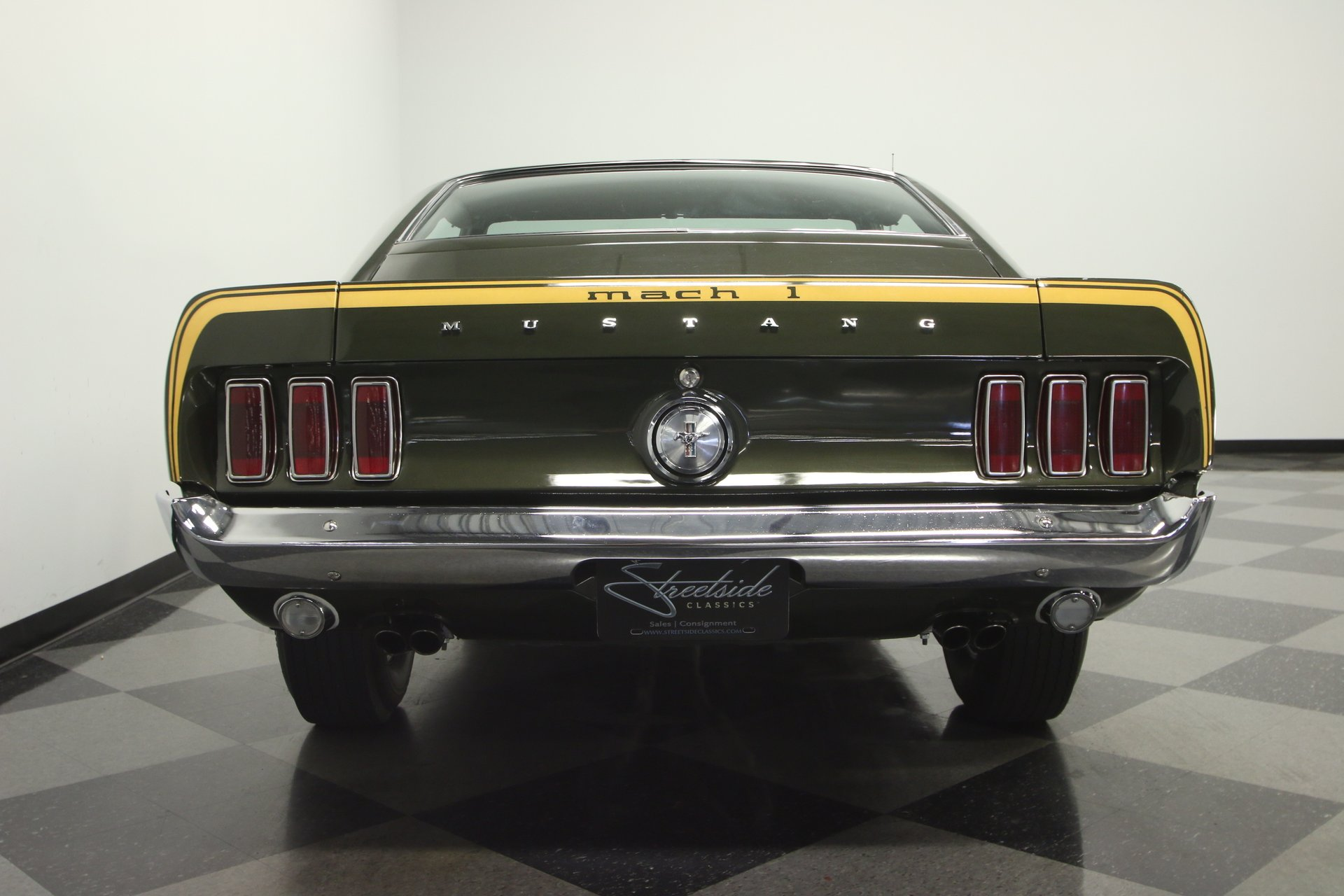 1969 Ford Mustang | Streetside Classics - The Nation's