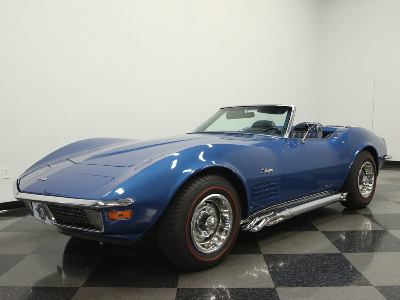 For Sale: 1971 Chevrolet Corvette
