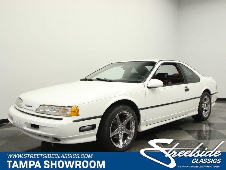 For Sale: 1990 Ford Thunderbird