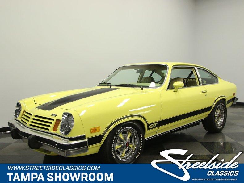 For Sale: 1974 Chevrolet Vega