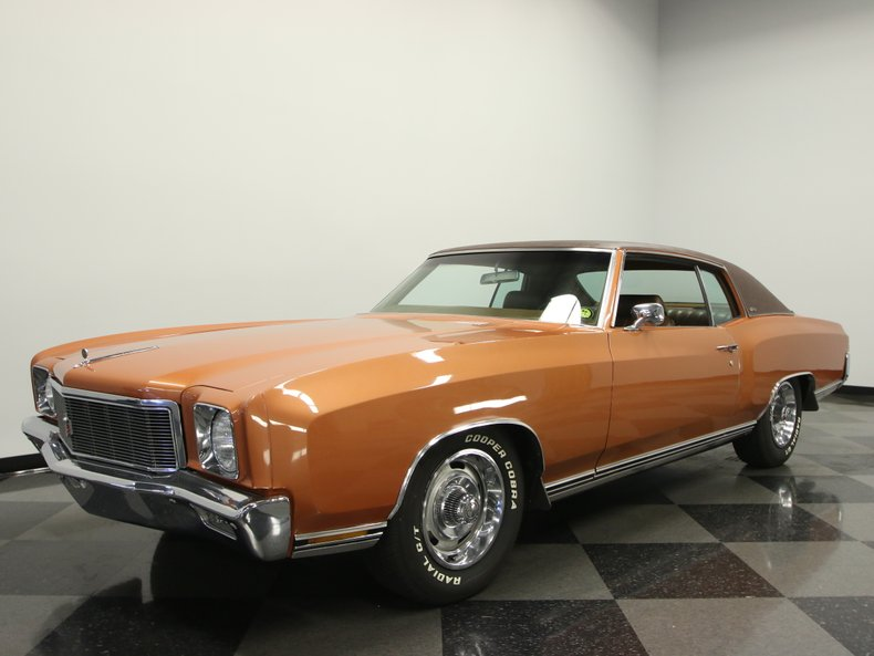 For Sale: 1971 Chevrolet Monte Carlo