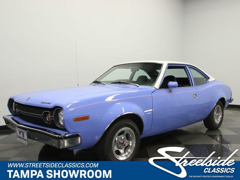 For Sale: 1973 AMC Hornet