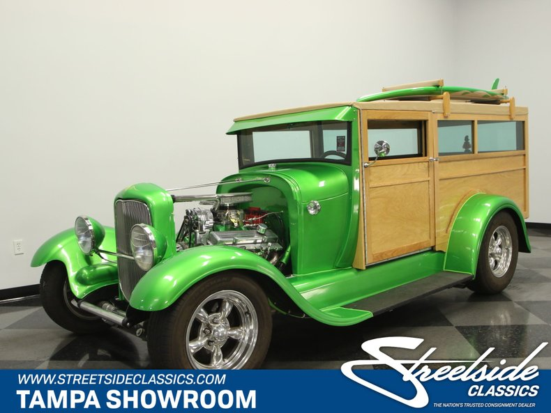 For Sale: 1929 Ford Woody Wagon