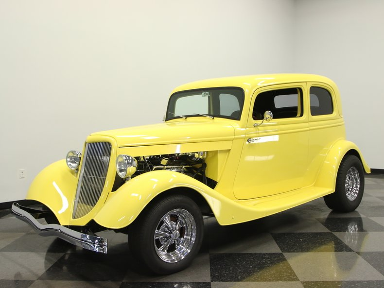 For Sale: 1933 Ford