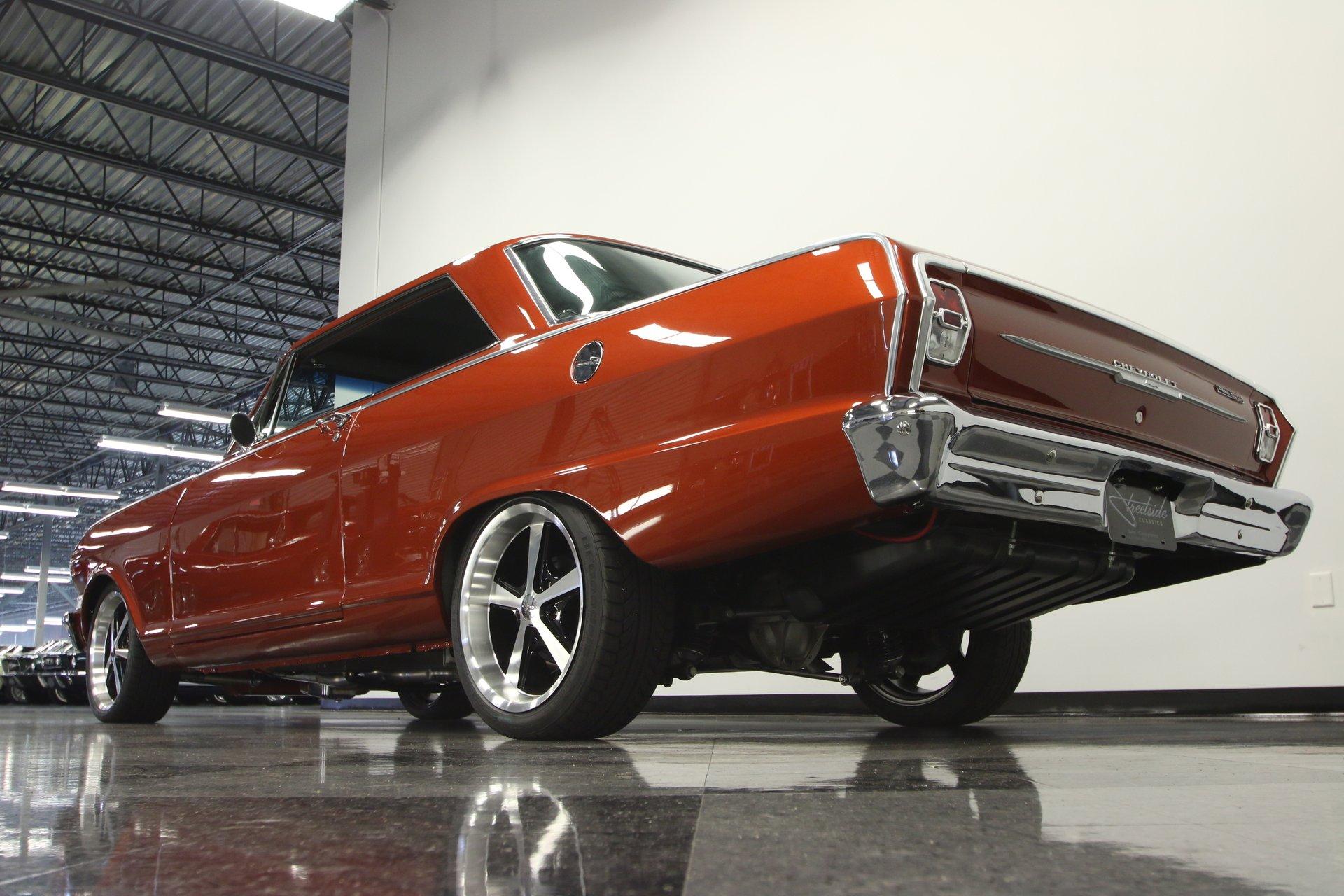 1963 Chevrolet Nova   Streetside Classics - The Nation's