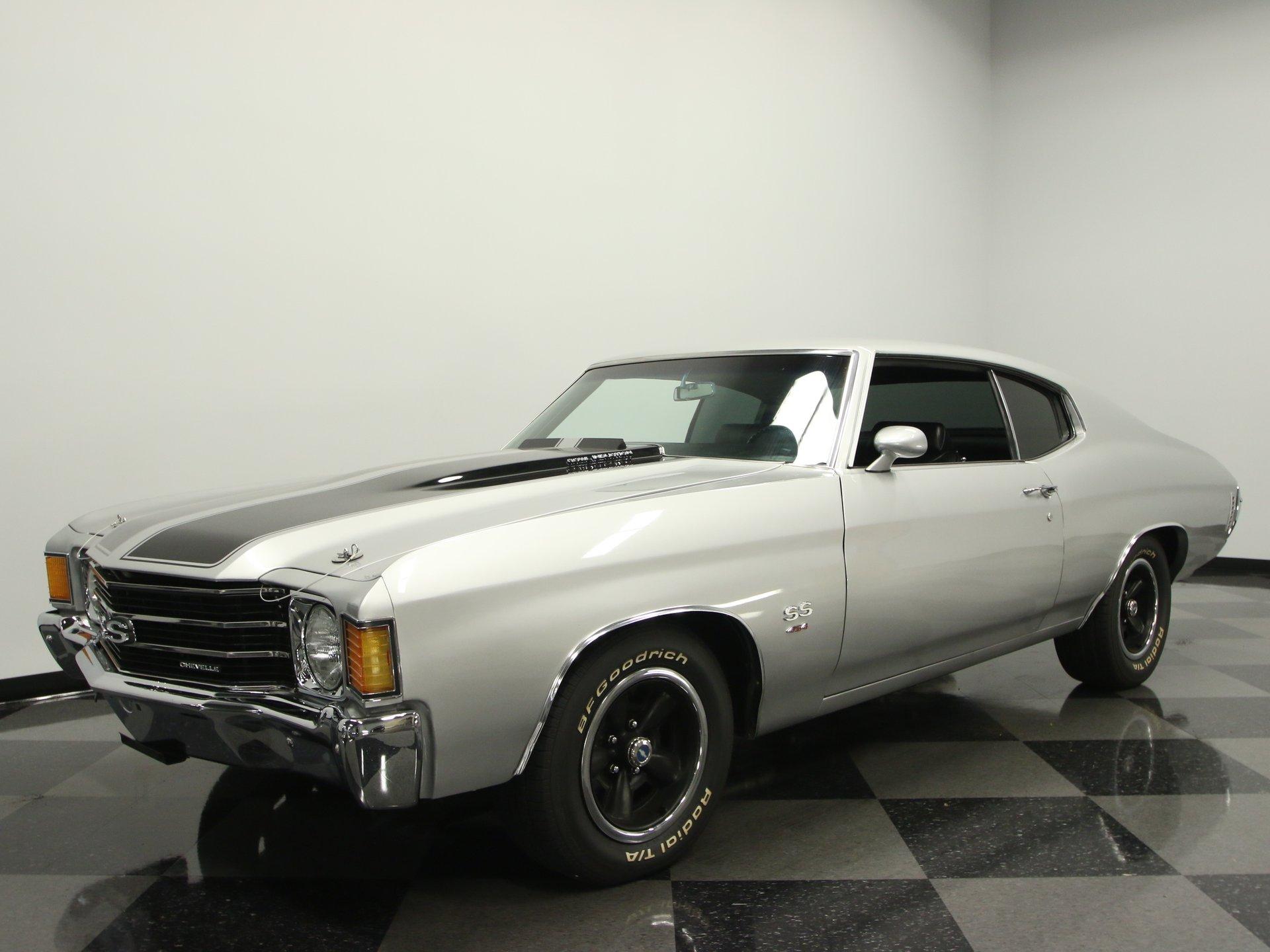 1972 chevrolet chevelle ss 454
