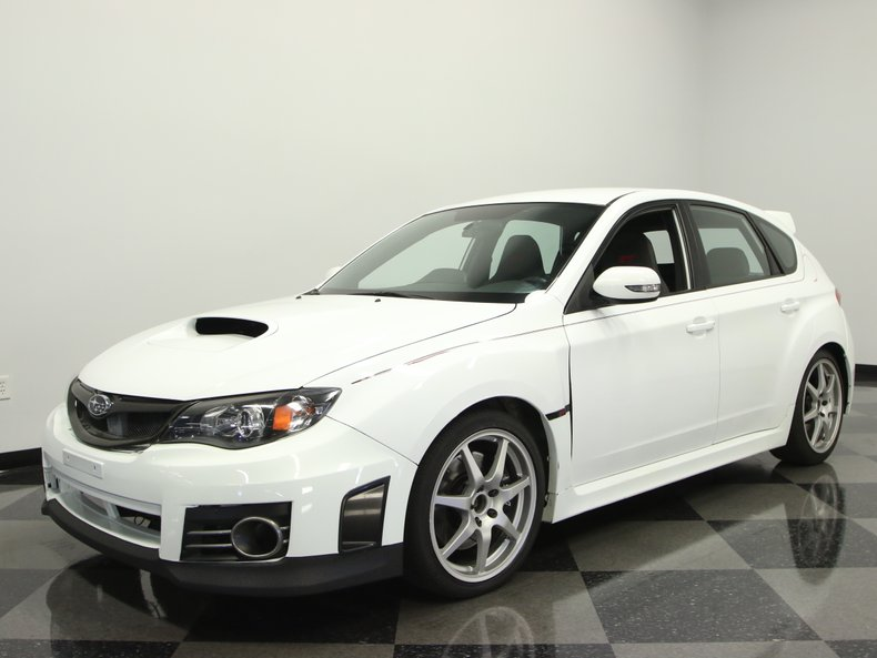 For Sale: 2008 Subaru Impreza