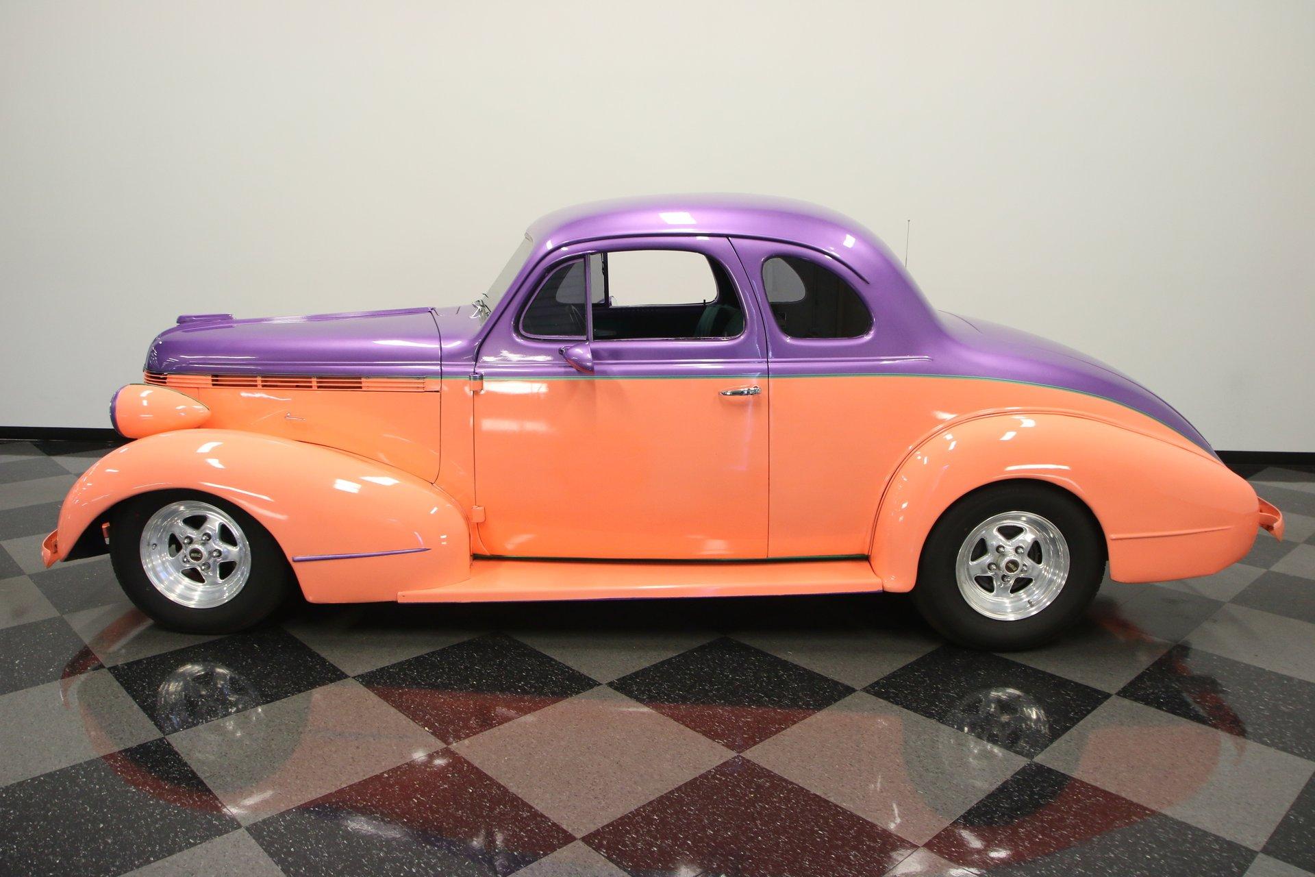 1937 pontiac 5 window
