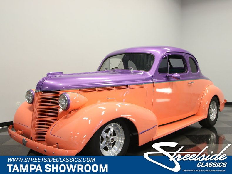For Sale: 1937 Pontiac 5-Window