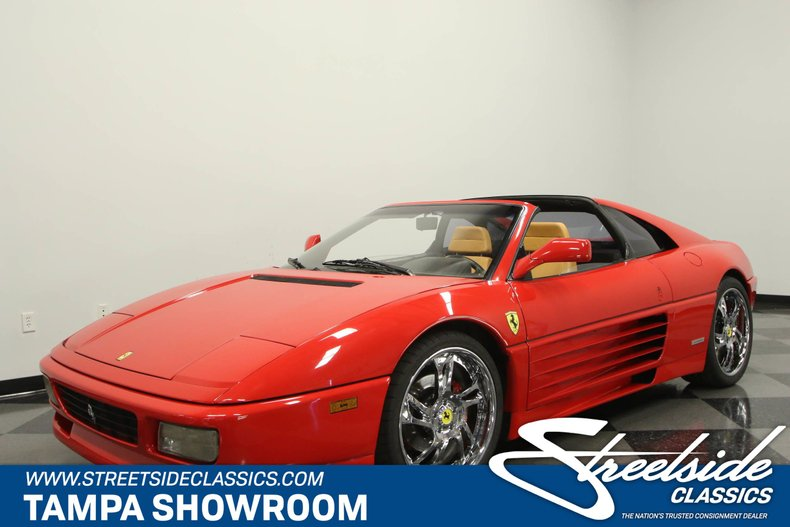 For Sale: 1991 Ferrari 348