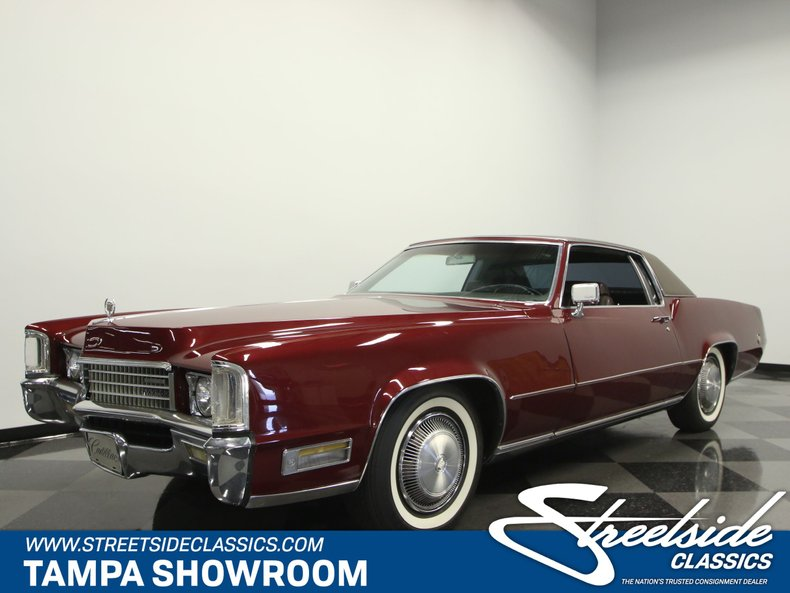 For Sale: 1970 Cadillac Eldorado