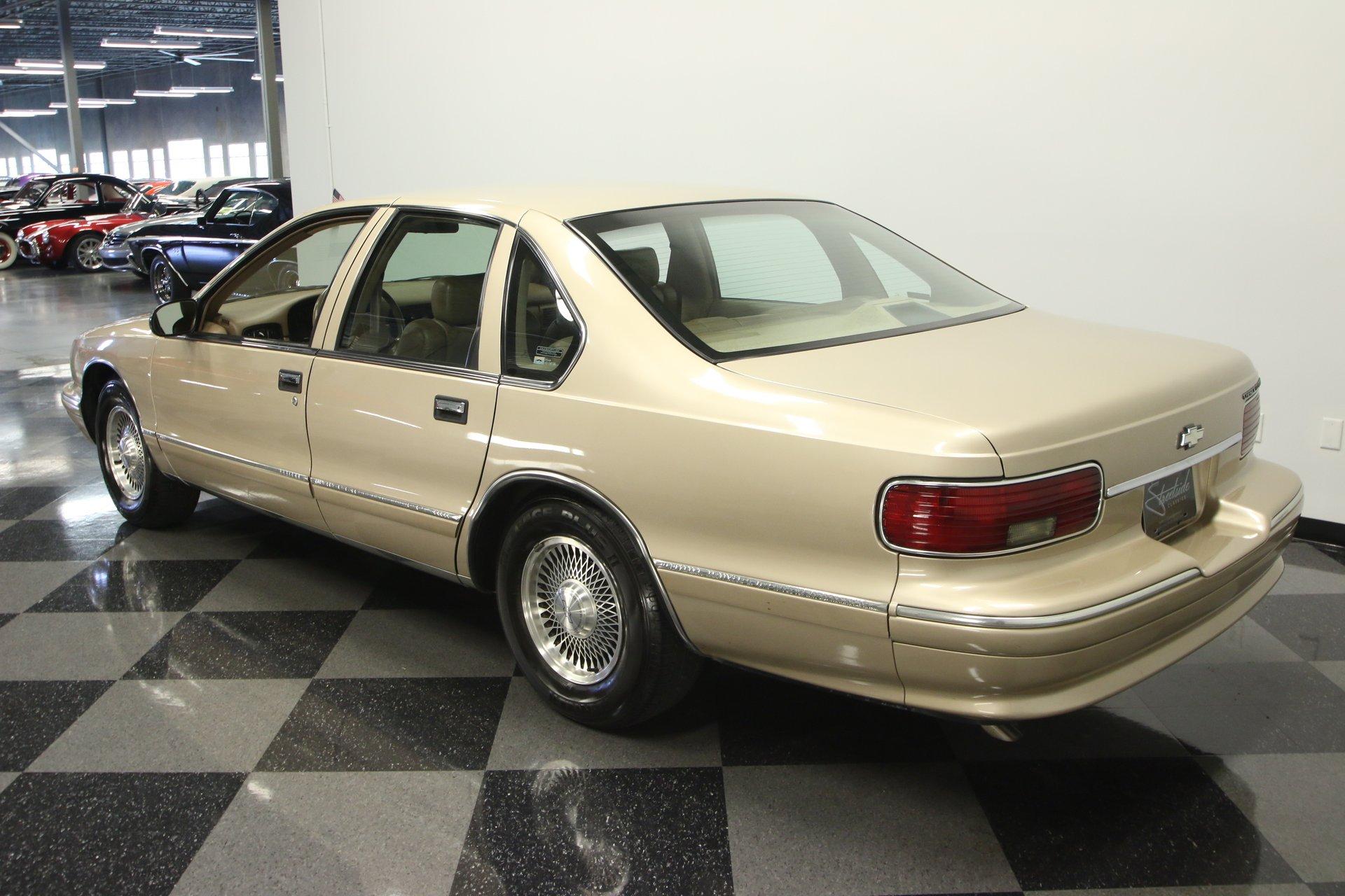 1996 Chevrolet Caprice Classic for sale #48599 | MCG