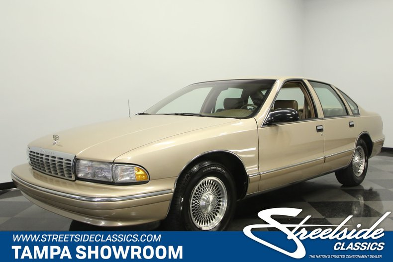 For Sale: 1996 Chevrolet Caprice