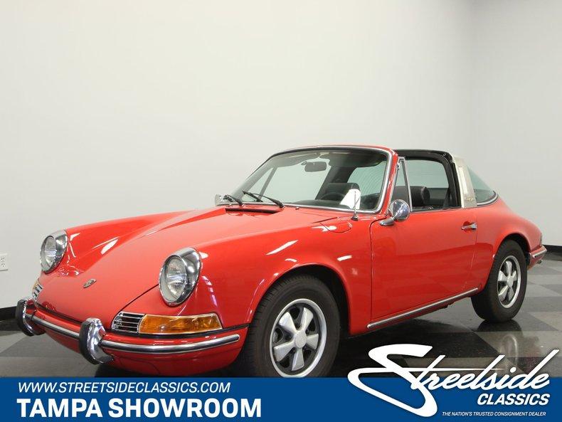 For Sale: 1969 Porsche 912