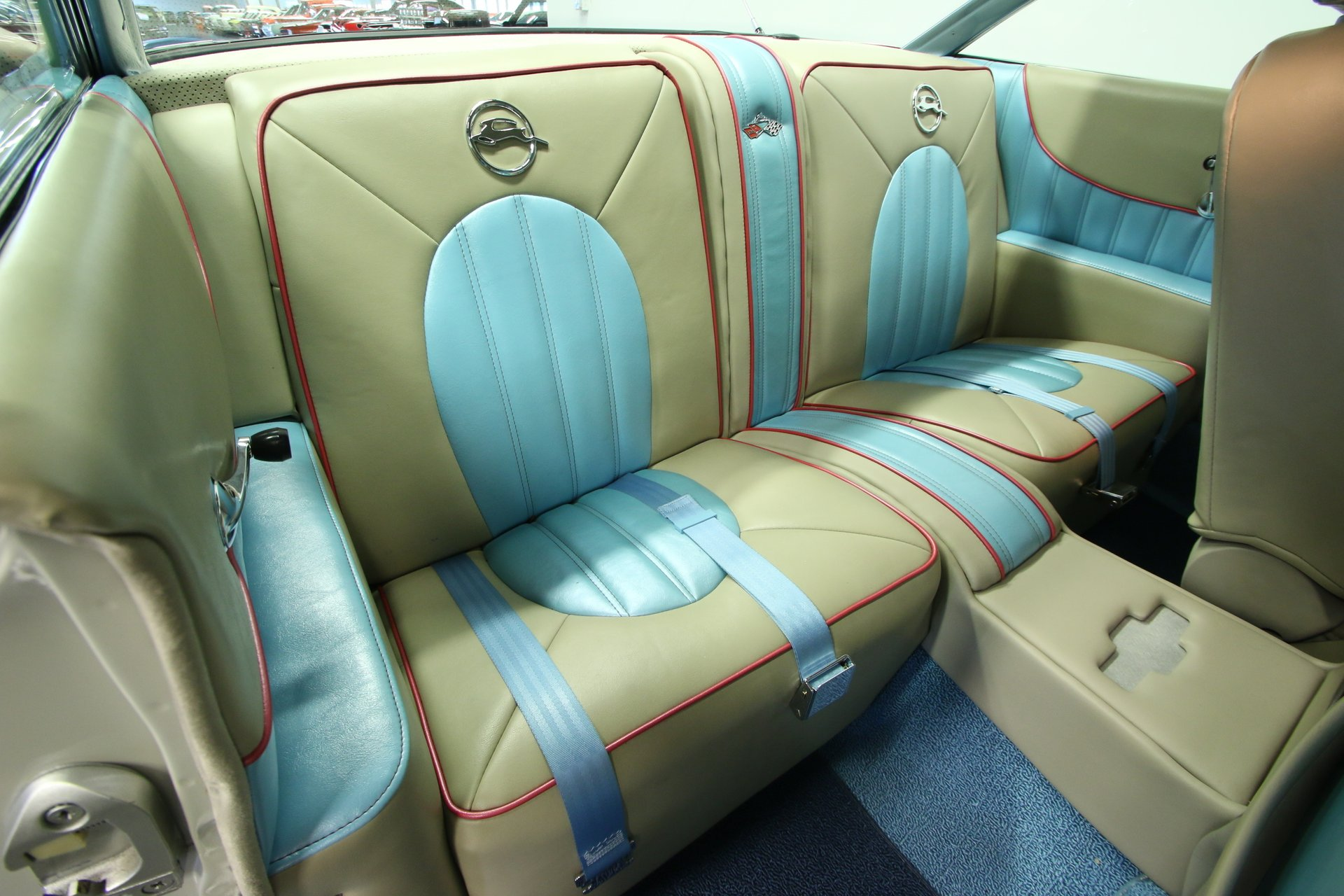 1960 Chevy Impala Interior