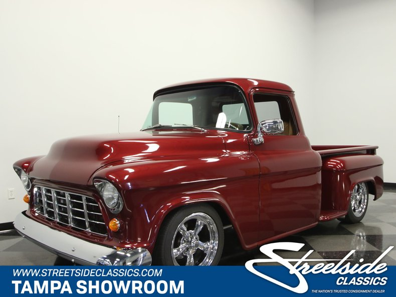 For Sale: 1955 Chevrolet 3100