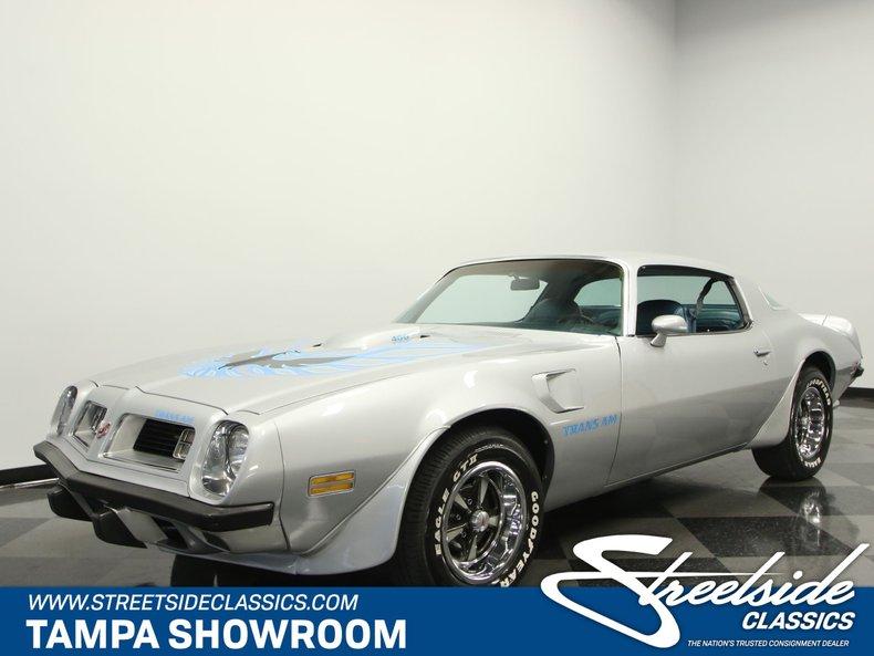 For Sale: 1975 Pontiac