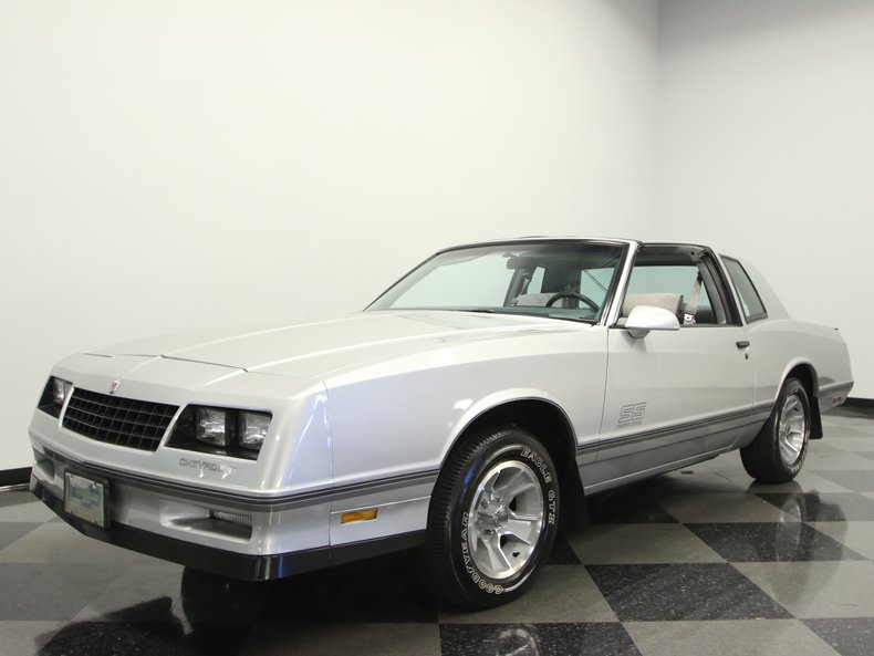 For Sale: 1987 Chevrolet Monte Carlo