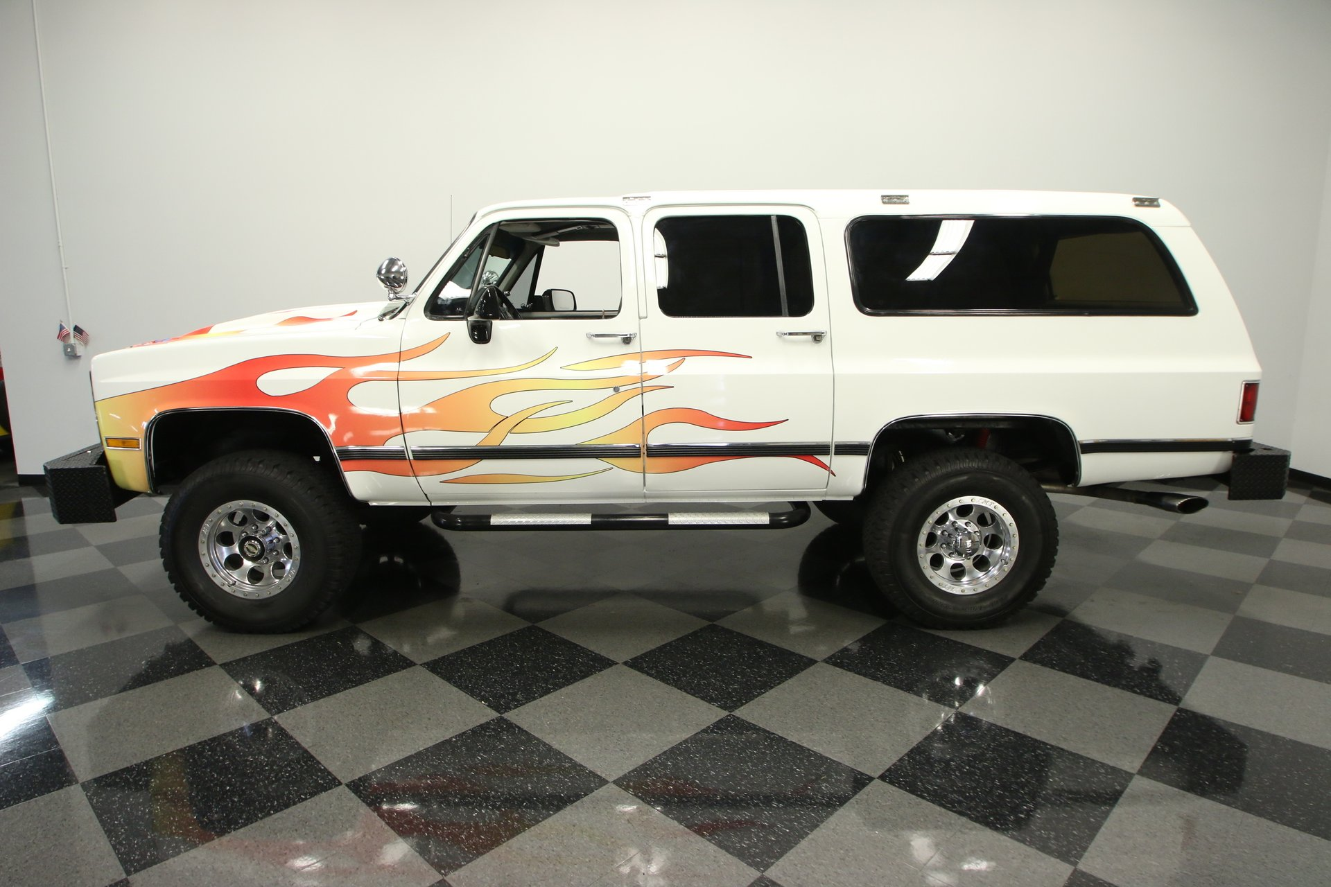 1991 chevrolet suburban 2500