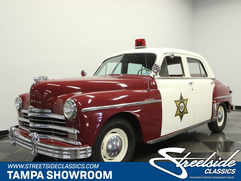 For Sale: 1949 Plymouth Special Deluxe