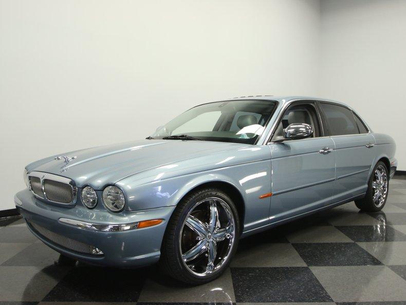 For Sale: 2005 Jaguar XJ8-L