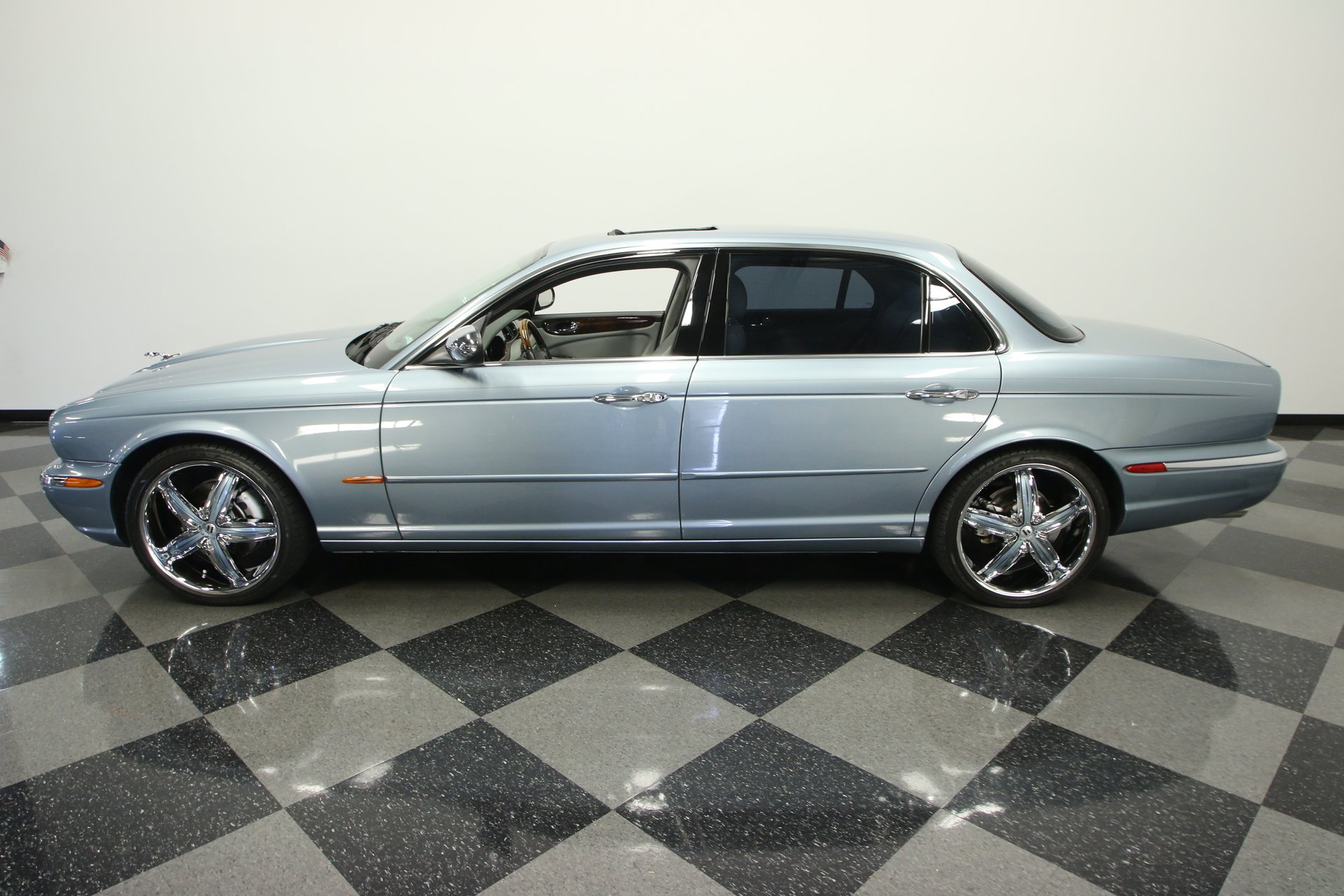 2005 jaguar xj8 l