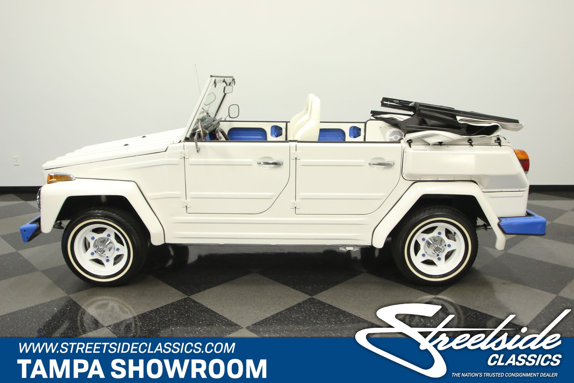 1973 volkswagen thing acapulco tribute