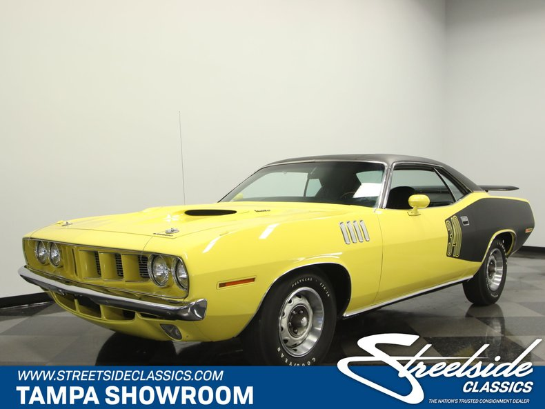 For Sale: 1971 Plymouth Cuda
