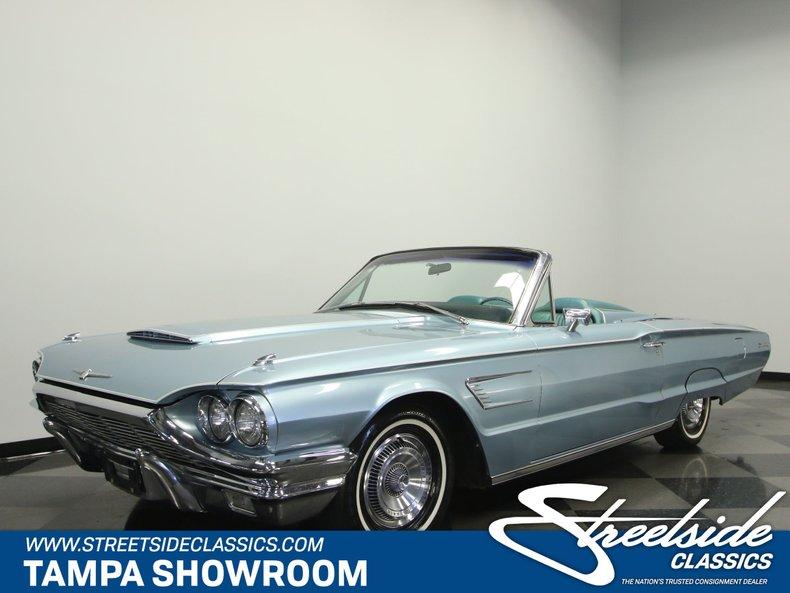 For Sale: 1965 Ford Thunderbird
