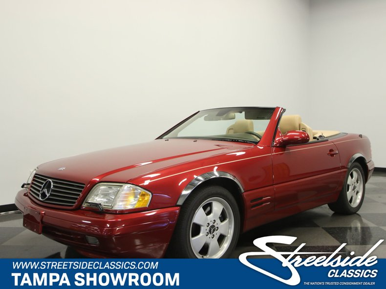 For Sale: 1999 Mercedes-Benz SL500