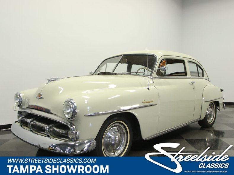 For Sale: 1952 Plymouth Concord