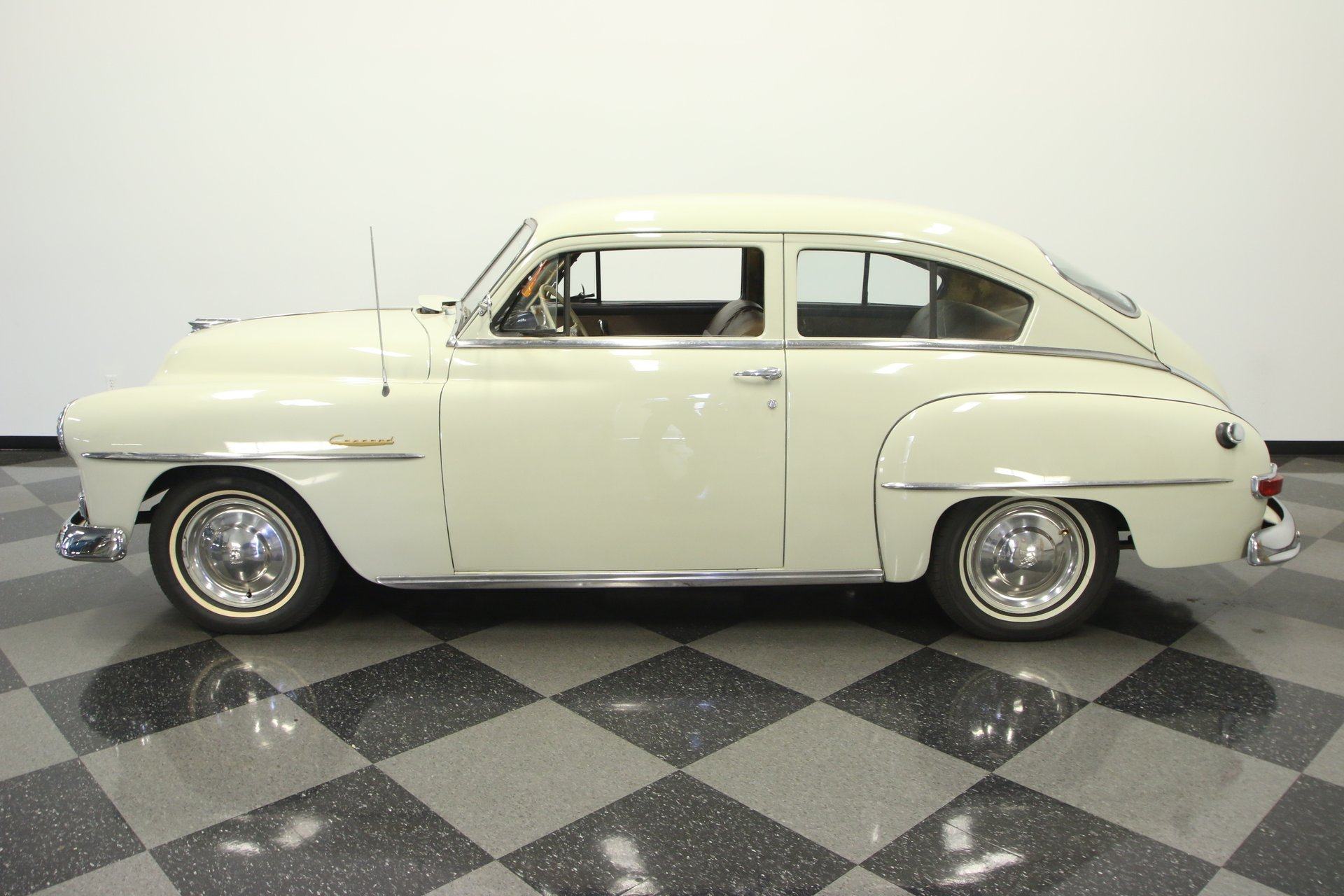1952 plymouth concord