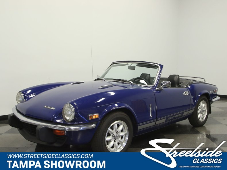 1972 Triumph Spitfire Streetside Classics The Nations Trusted