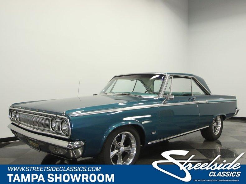 1965 Dodge Coronet For Sale