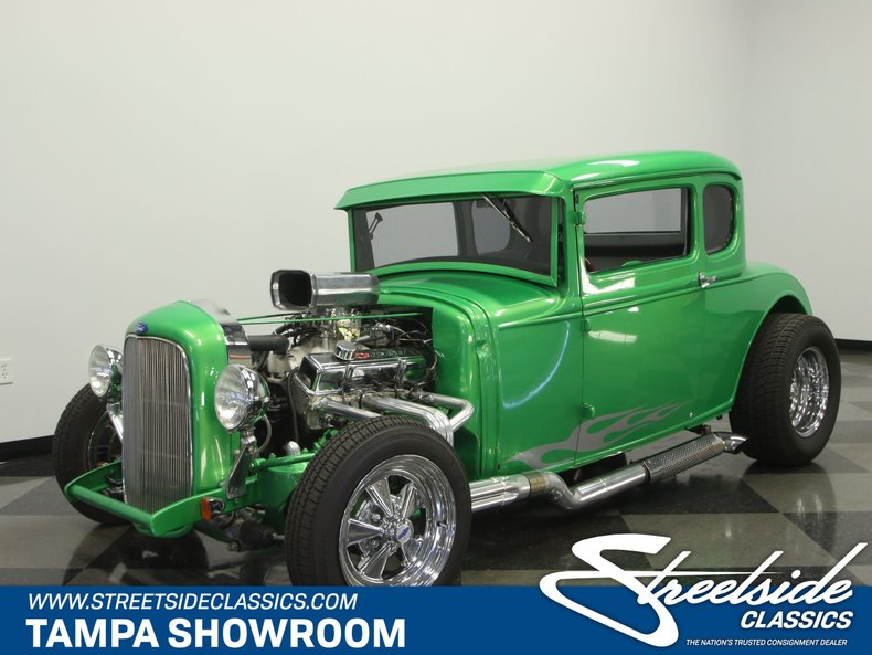 1931 Ford 5-Window For Sale