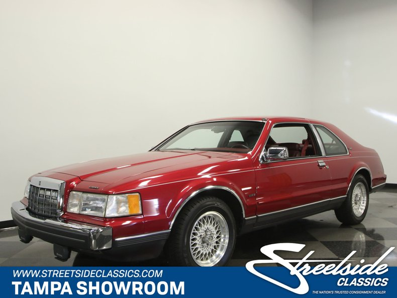1990 Lincoln Mark VII LSC For Sale