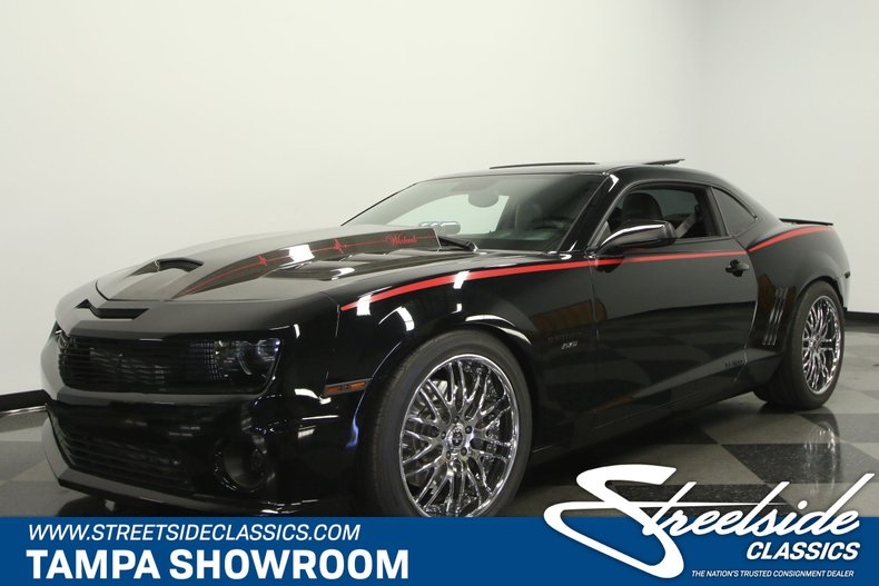 2010 chevrolet camaro ss supercharged