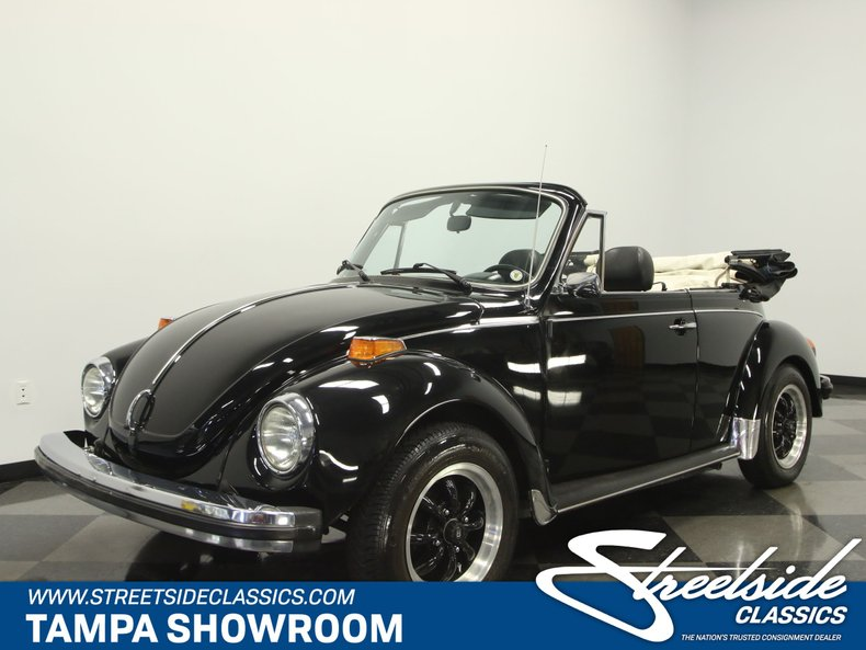 For Sale: 1979 Volkswagen Super Beetle