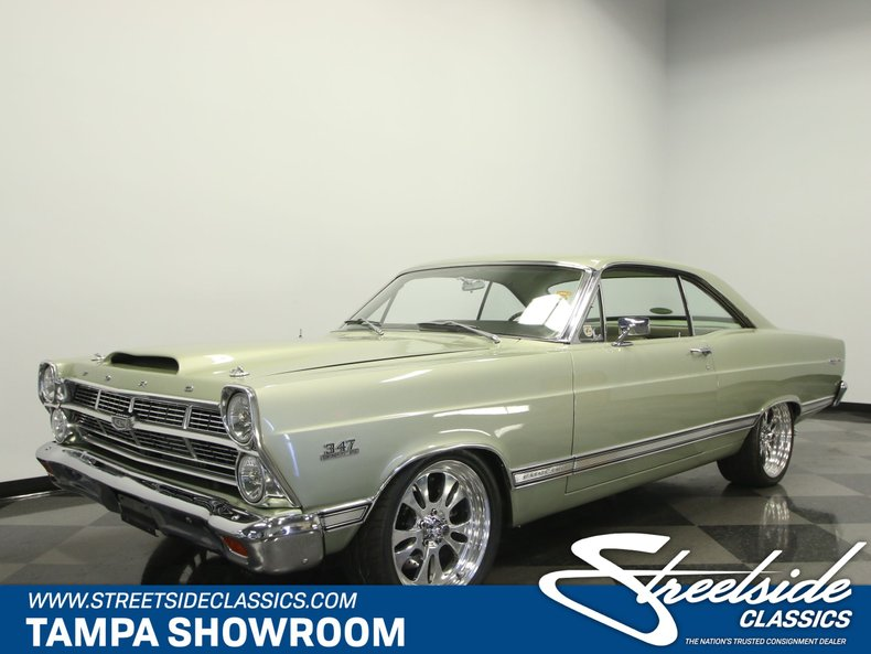 For Sale: 1967 Ford Fairlane