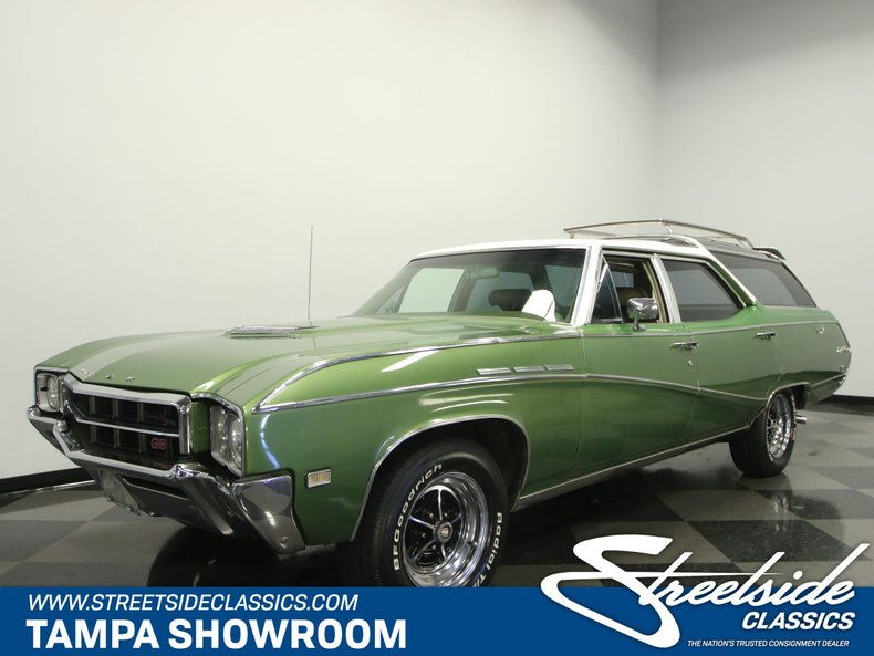 For Sale: 1969 Buick Sportwagon