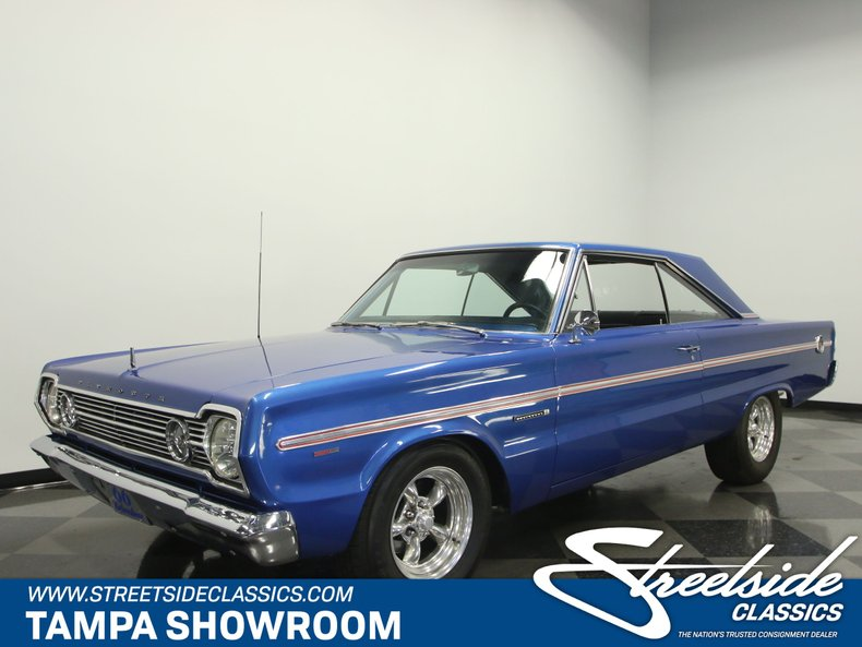 1966 Plymouth Belvedere II For Sale