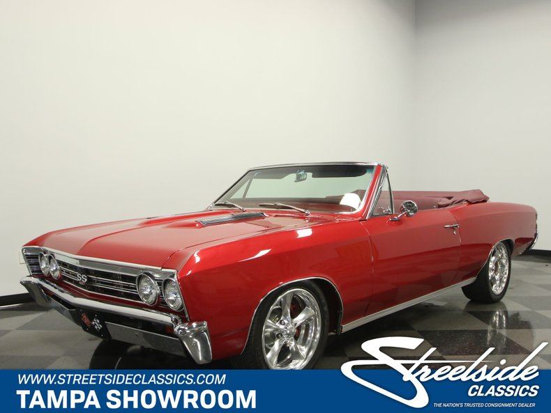 1967 Chevrolet Chevelle | Streetside Classics - The Nation's Trusted