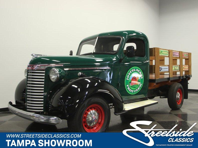 1940 Chevrolet 3 4 Ton Pickup Streetside Classics The