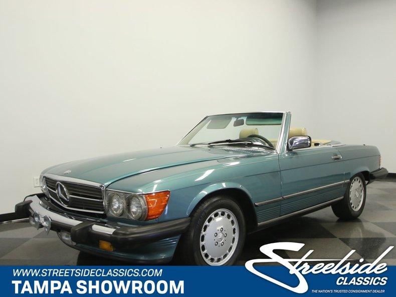 For Sale: 1988 Mercedes-Benz 560SL