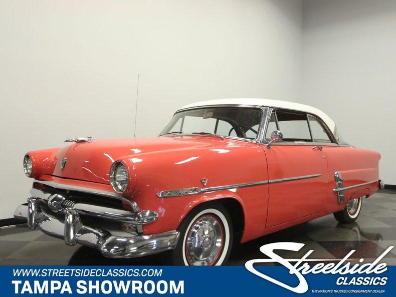 For Sale: 1953 Ford Crestline Victoria