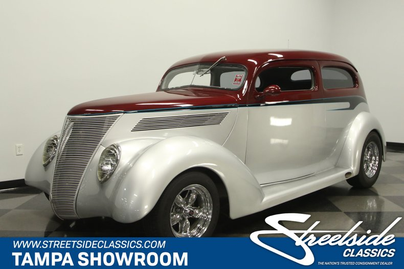 For Sale: 1937 Ford