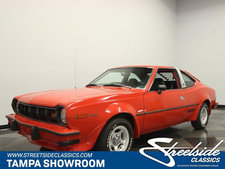 For Sale: 1977 AMC Hornet